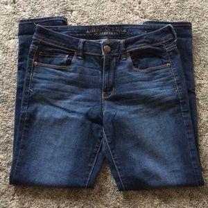 Super Skinny American Eagle Jeans